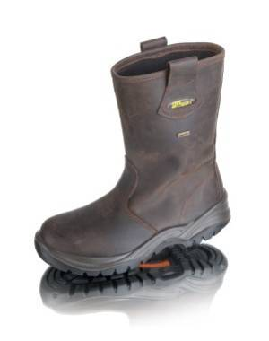 Grisport Verona Brown Safety Boots