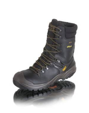 Grisport Colossus Black Safety Boots