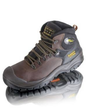 Grisport Contractor-Brown Safety Boots